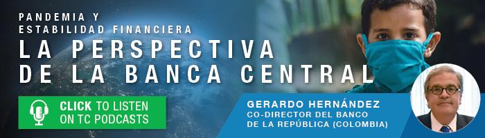 Pandemia y Estabilidad Financiera: La perspectiva de la Banca Central
