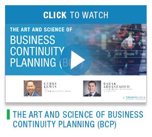 The Art and Science of Business Continuity Planning (BCP)