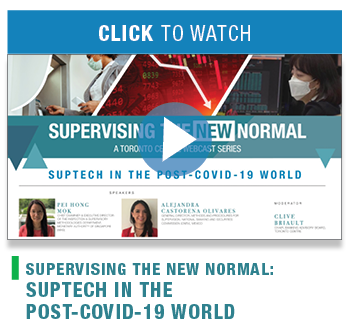 Supervising the New Normal: Suptech in the Post-COVID-19 world