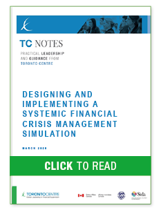 Designing and Implementing a Systemic Financial Crisis Management Simulation