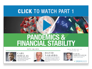 Pandemic & Financial Stability: Click to watch Part 1