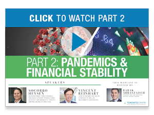 Pandemic & Financial Stability: Click to watch Part 2